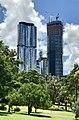 Brisbane Skytower under construction in January 2018, 02.jpg