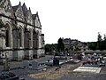 Brissay-Choigny église, cimetière et moulin 1.jpg