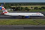 British Airways, G-MEDJ, Airbus A321-231 (30338433798).jpg