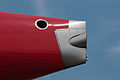 British Airways Airbus A380-841 F-WWSK PAS 2013 09 Auxiliary power unit exhaust.jpg