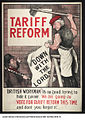 British Workman Its no use trying to hide it, guvner. We are going to vote for Tariff Reform....jpg