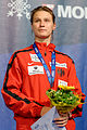 Britta Heidemann podium 2013 Fencing WCH EFS-IN t214339.jpg