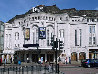 Broadway Theatre, Catford - The Broadway Theatre