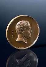 Bronze prize medal awarded by the Pharmaceutical Society, Lo Wellcome L0059076.jpg