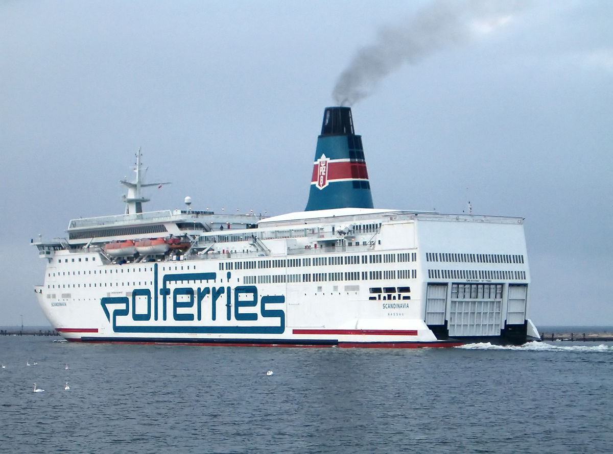 polferries � wikipedia