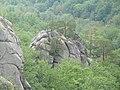 Bubnysche, Dovbush rock - panoramio - Сергій Стецюк (4).jpg