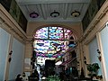 Bucharest, Romania. Passage Victoria with umbrellas (A place for confidence and love).jpg