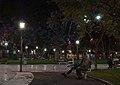 Buenos Aires - Plaza Manuel Belgrano (noche).jpg
