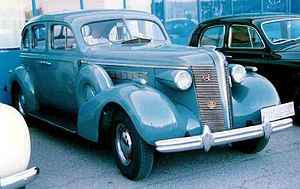 Buick Century - 1937 Buick Century