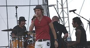 Building 429 - Building 429 performing in 2012