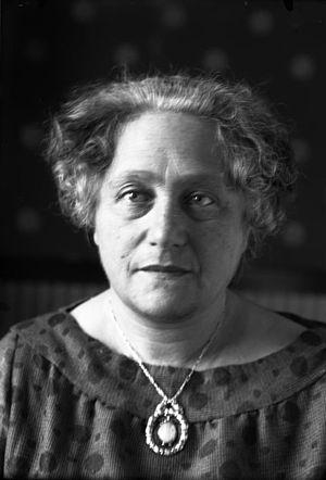 Elsa Einstein - Elsa Einstein in 1929.