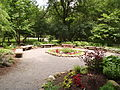 Burchfield Nature Center garden.JPG