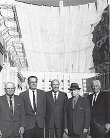 Bureau of Reclamation officials at Hoover Dam.jpg