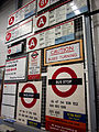 Bus stop signs - Flickr - James E. Petts.jpg