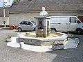 Buste de l'abbé Jacques Pédefer (Labassère, Hautes-Pyrénées, France).JPG