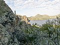 Butcher Jones Trail - Mt. Pinter Loop Trail, Saguaro Lake - panoramio (65).jpg