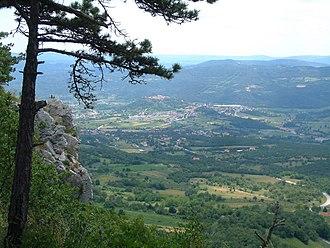 Buzet - Image: Buzet Croatia