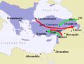 Byzantium vs Seljuk c 1071 cropped.png