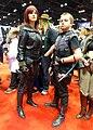 C2E2 2014 - Black Widow & Hawkeye (14269661652).jpg