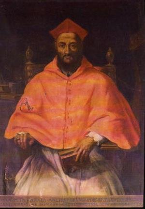 Alessandro Farnese (cardinal) - Pope Paul IV (Carafa)