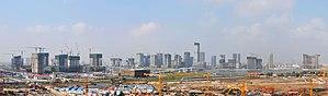 Binhai - Image: CBD of TBNA 2011