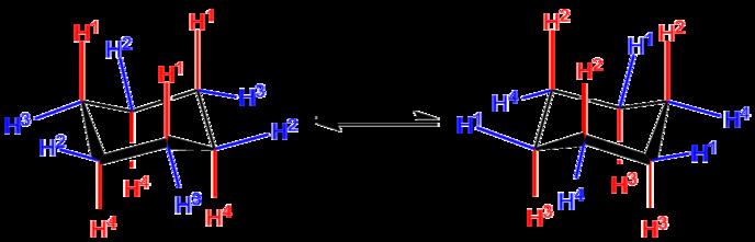 cyclohexane conformation wikiwand