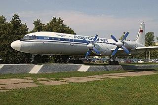 Aeroflot Flight 630 1973 aviation accident in the Soviet Union