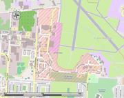 CFB Winnipeg open street map