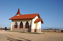 Aruba-Places of interest-CHAPEL OF OUR LADY OF ALTO VISTA - ARUBA