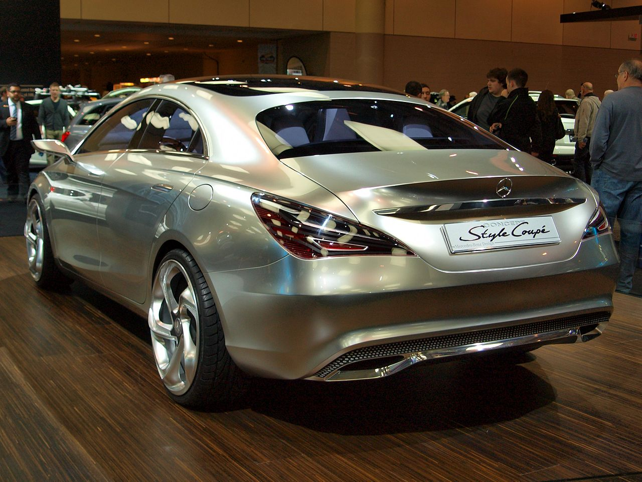 File cias 2013 mercedes benz style coupe concept for Mercedes benz styles