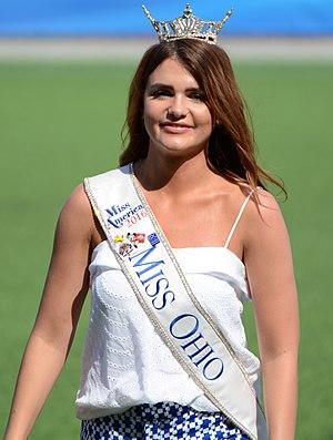 Miss Ohio - Alice Magoto, Miss Ohio 2016