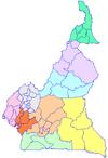 Департаменты Камеруна