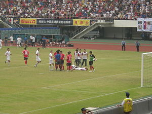 Henan Jianye F.C. - Shenzhen Ruby v Henan Jianye in 2009