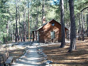 Scouting in Arizona - Camp Lawton