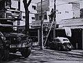 Cable repair, Cholon, February 1968.jpg