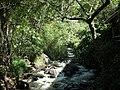 Cachoeira dos Pretos Bóia Cross, Descida de bóia pelas corredeiras. É um esporte bacana e pode ser praticado por pessoas de todas as idades, pois as corredeiras próximas a cachoeira são tranqüilas. - panoramio.jpg