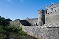 Cahir Castle at the River Suir 2012 09 05.jpg