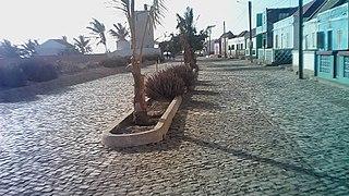 Calheta, Cape Verde Settlement in Maio, Cape Verde