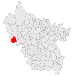 Location of Calvini