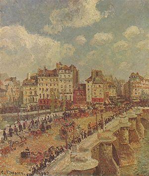 Mademoiselle de Scuderi - Pont Neuf
