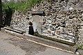 Camino de San Salvador, Pajares, Fonte 01.jpg