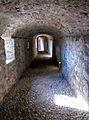 Camminamenti interni castello di Bardi.jpg