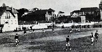 Campo da Feiteira - Image: Campo Feiteira Benfica