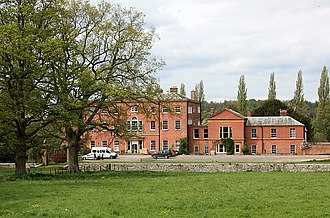 Anthony Keck - Image: Canon Frome court geograph.org.uk 1277941