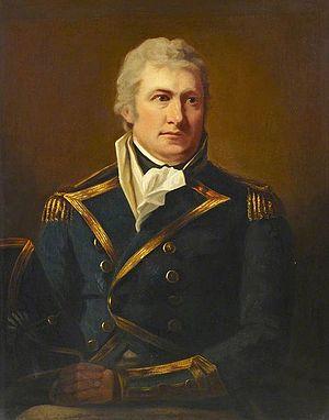 George Duff - Captain George Duff by Henry Raeburn