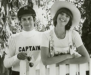 Captain & Tennille American pop rock duo