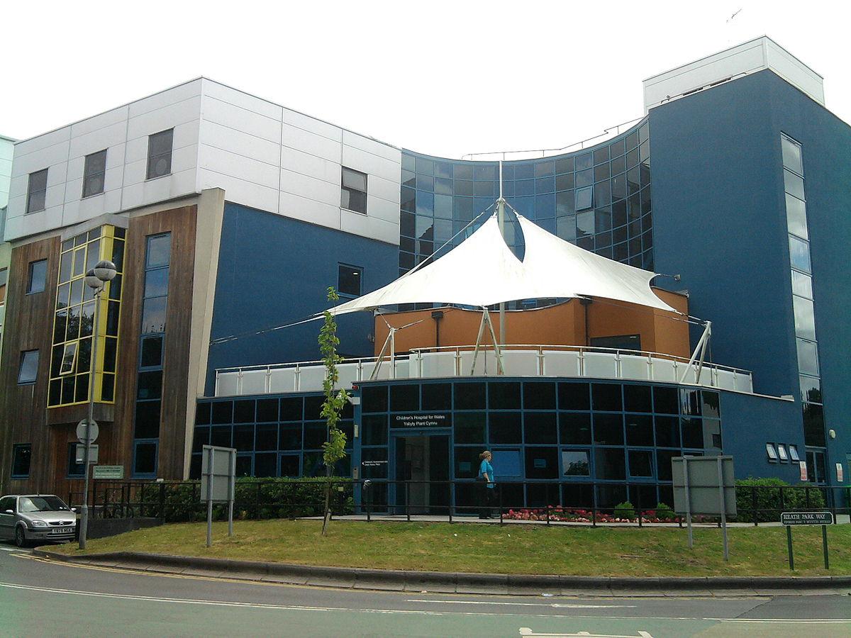 children u0027s hospital for wales wikipedia
