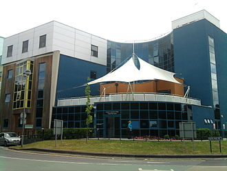 Cardiff University School of Medicine - The Children's Hospital for Wales at the Heath Park site