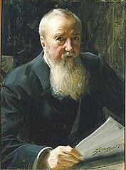 Portrait de Carl Fredrik Liljevalch