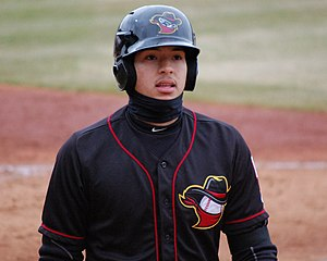 Carlos Correa - Correa playing for Quad Cities in 2013